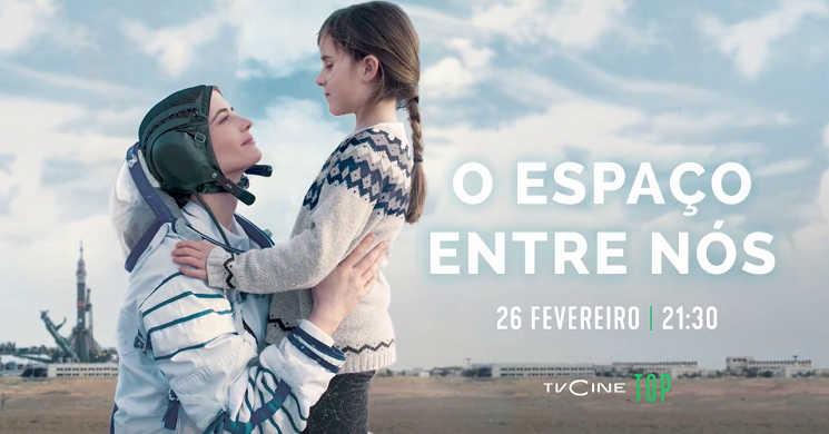 TVCine Top estreia o filme O Espaço Entre Nós