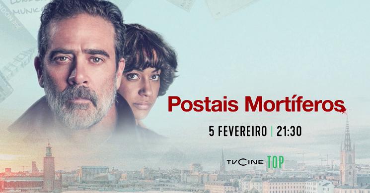 TVCine Top estreia o filme Postais MortÍferos