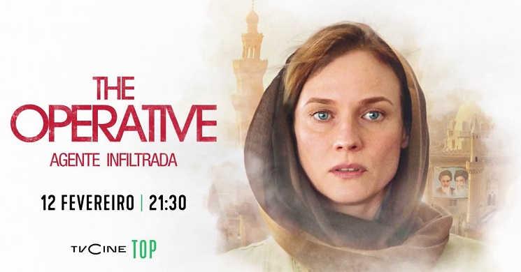 TVCine Top estreia o filme The Operative - Agente Infiltrada