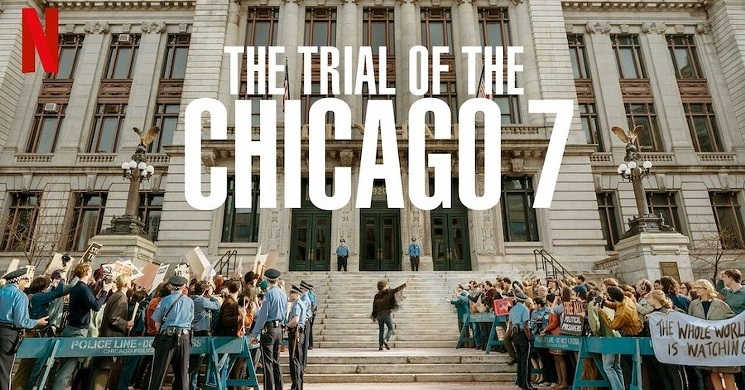 The Trial of Chicago 7 filme completo no Youtube