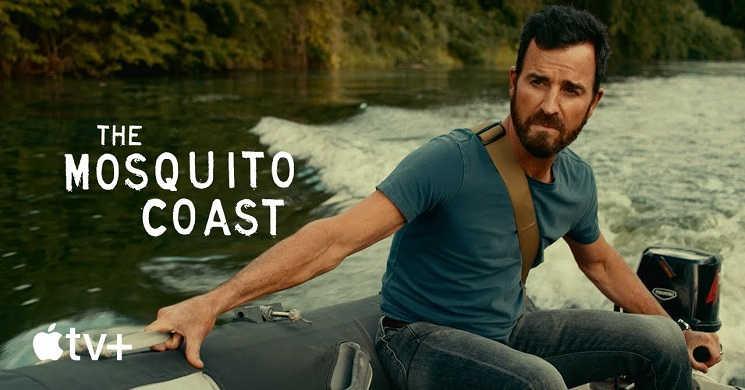 THE MOSQUITO COAST  - Trailer oficial (Série Apple TV+)