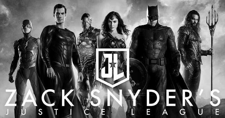 Zack Snyder's Justice League estreia em março na HBO Max