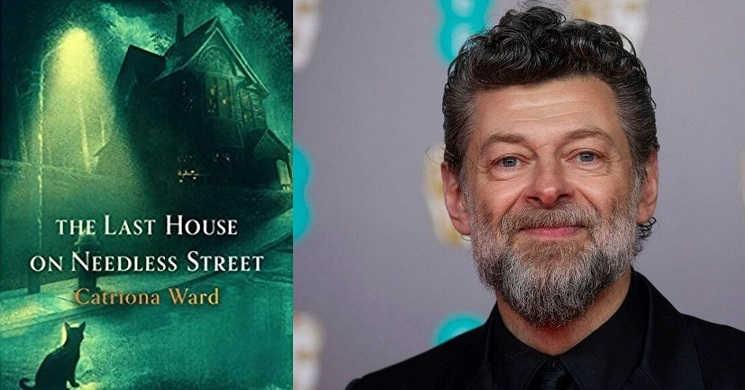 Andy Serkis vai produzir a adaptação do romance de terror