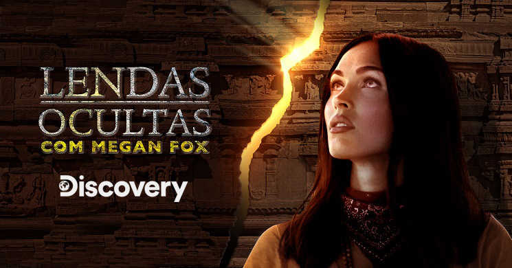 Canal História estreia Lendas Ocultas com Megan Fox
