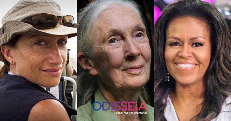 Canal Odisseia dedica programa a mulheres inspiradoras