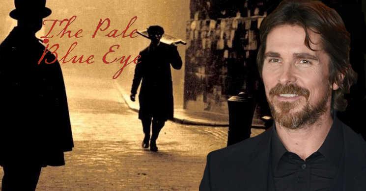 Christian Bale vai protagonizar o filme The Pale Blue Eye