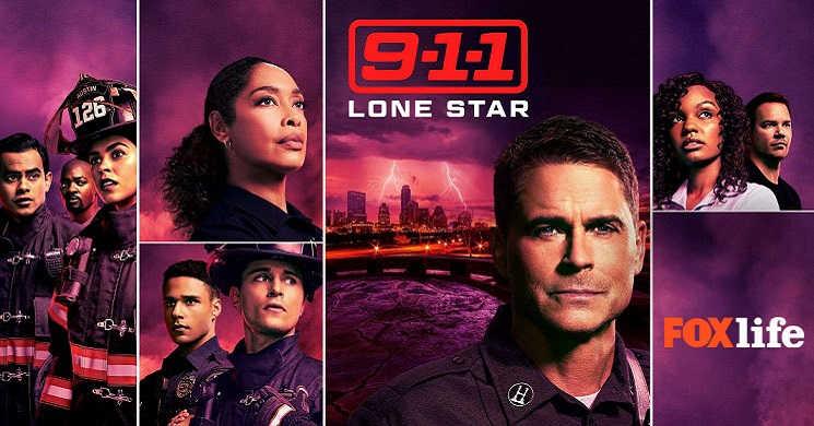 FOX Life estreia temporada 2 de 9-1-1 Lone Star