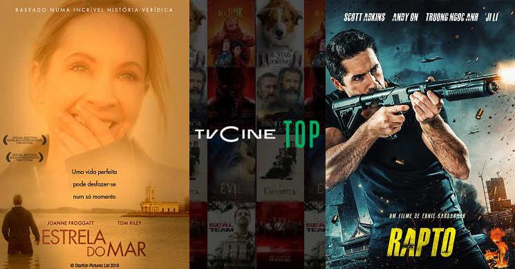 Filmes fim de semana TVCine Top