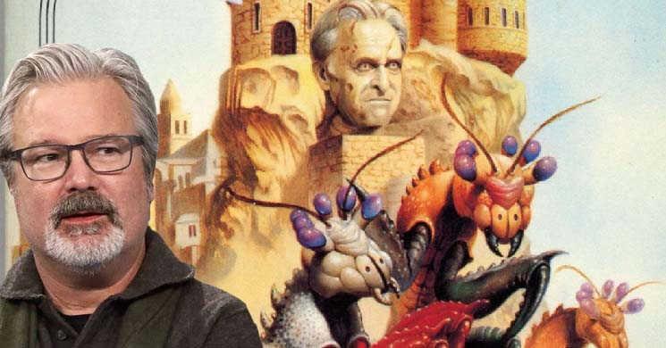 Gore Verbinski vai dirigir para a Netflix a adaptação de