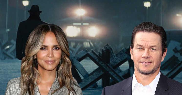 Halle Berry juntou-se a Mark Wahlberg no thriller de espionagem