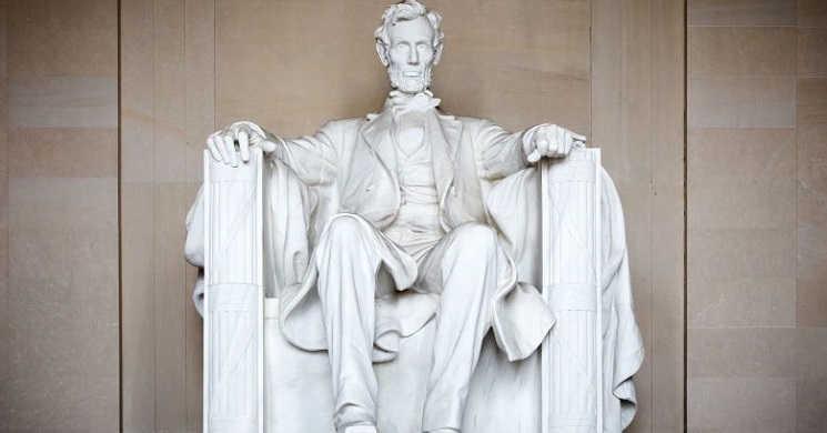 Imagem do documentário Lincoln Inédito