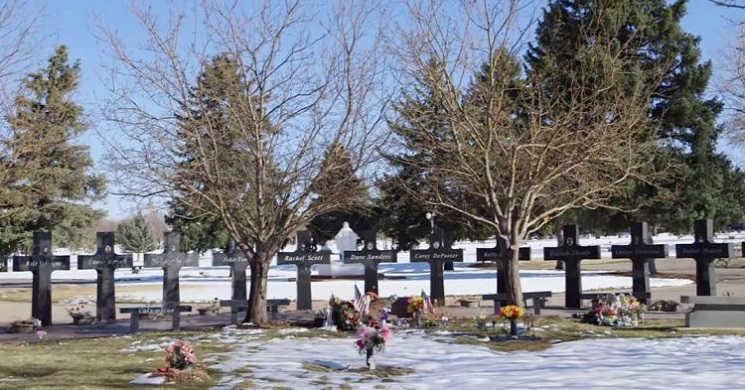 Imagem do filme Geração Columbine