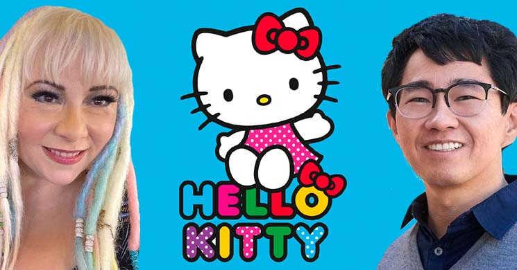 Jennifer Coyle e Leo Matsuda vão dirigir o filme sobre a Hello Kitty