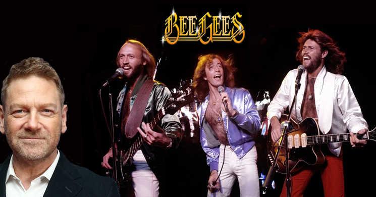 Kenneth Branagh vai dirigir filme biográfico sobre a icónica banda Bee Gees