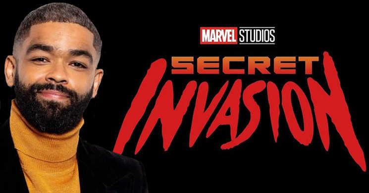 Kingsley Ben-Adir vai ser o vilão da série Secret Invasion