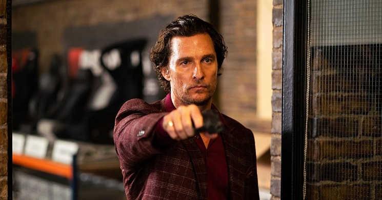 Matthew McConaughey na minissérie da HBO