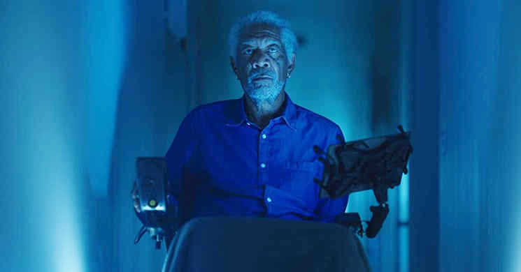 Morgan Freeman será um músico de blues no filme
