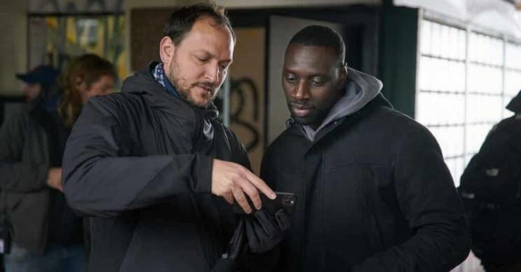 Comédia de ação da Netflix volta a juntar Omar Sy e o realizador Louis Leterrier