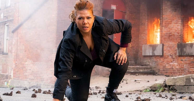 Queen Latifah na série The Equalizer