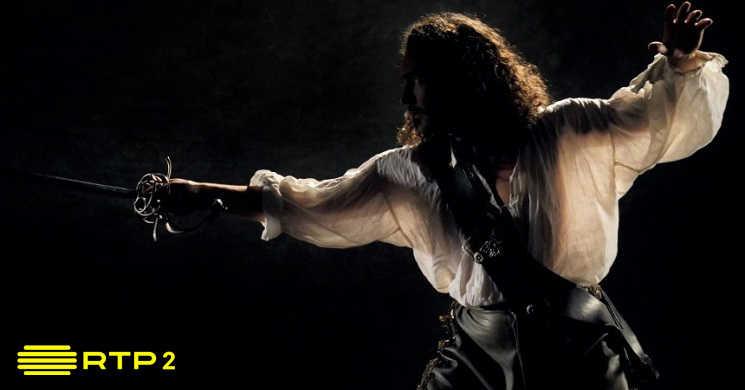 RTP2 estreia o documentário A Verdadeira História de D'Artagnan