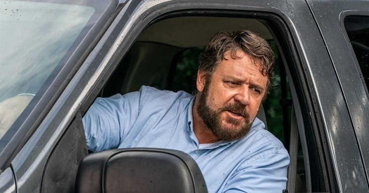 Russell Crowe anunciado para o elenco principal  do drama