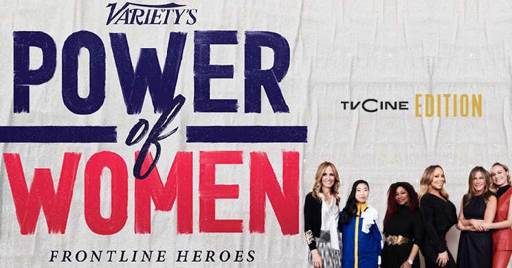 """TVCine Edition estreia o documentario """"O Poder das Mulheres: Heroínas da Linha da Frente"""""""