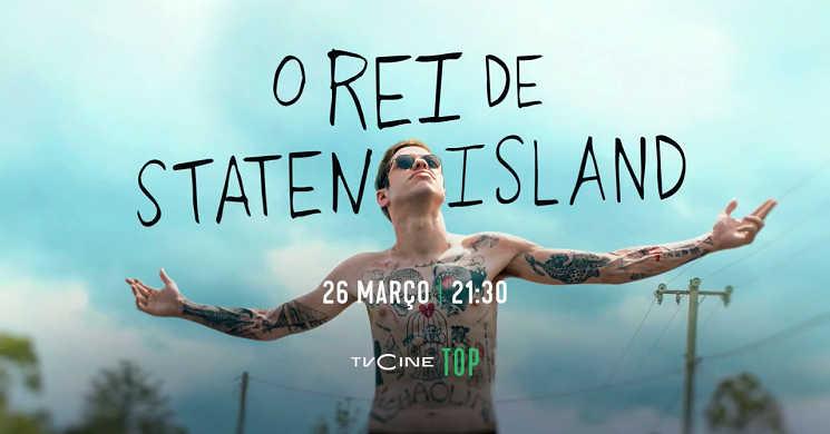 TVCine Top estreia o filme O Rei de Staten Island