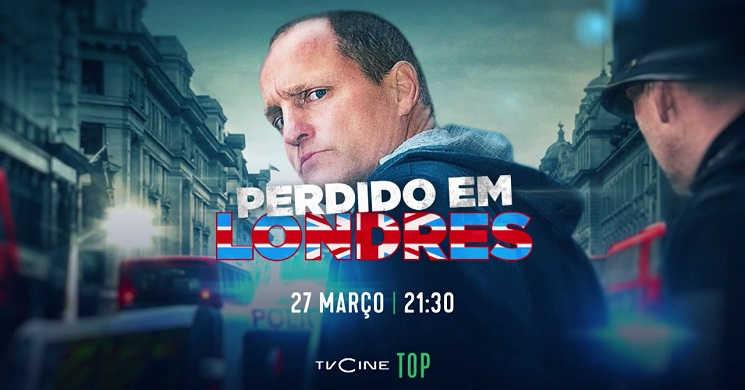 TVCine Top estreia o filme Perdido em Londres