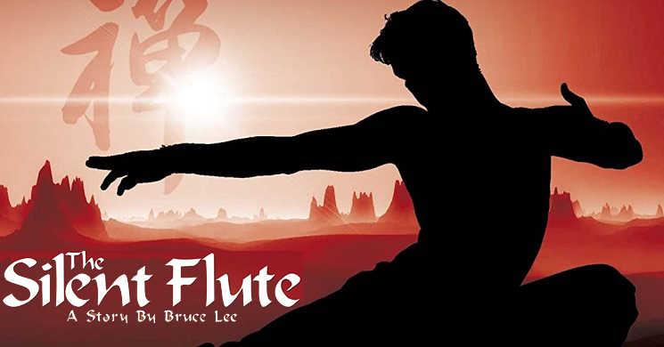 The Silent Flute de Bruce Lee vai ser adaptada numa série
