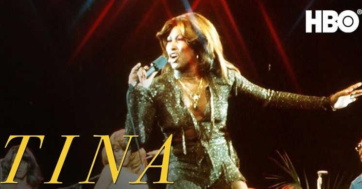 Trailer do documentário sobre Tina Turner