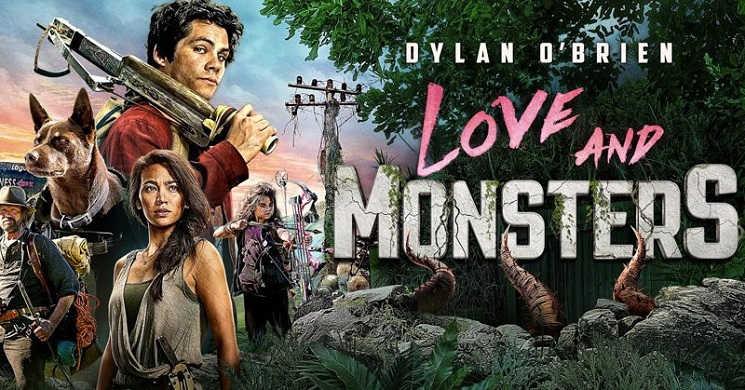 Trailer legendado do filme Love and Monsters