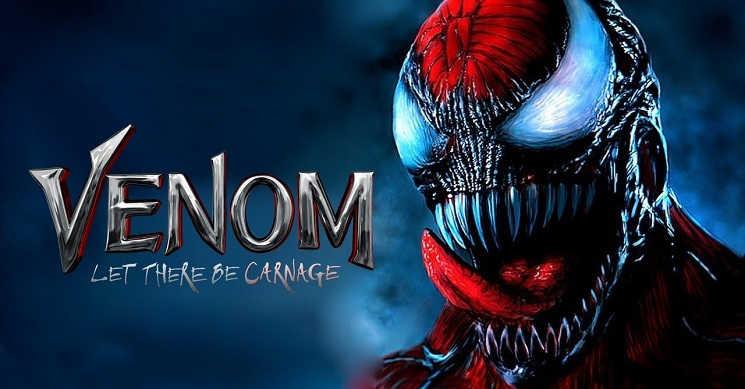 Venom 2 adiado para setembro