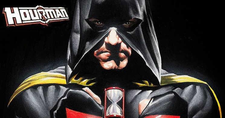 Warner esta a desenvolver filme sobre Hourman