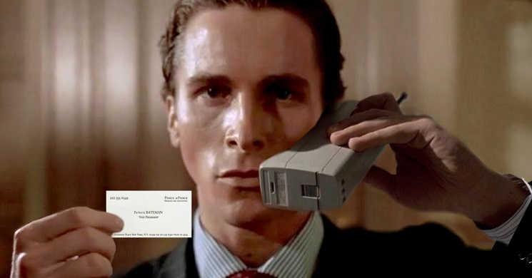 American Psycho vai ser adaptado numa série TV