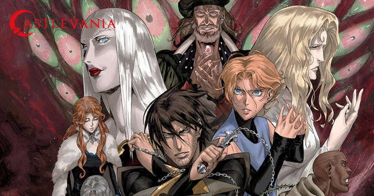 Castlevania chega ao fim com a quarta temporada