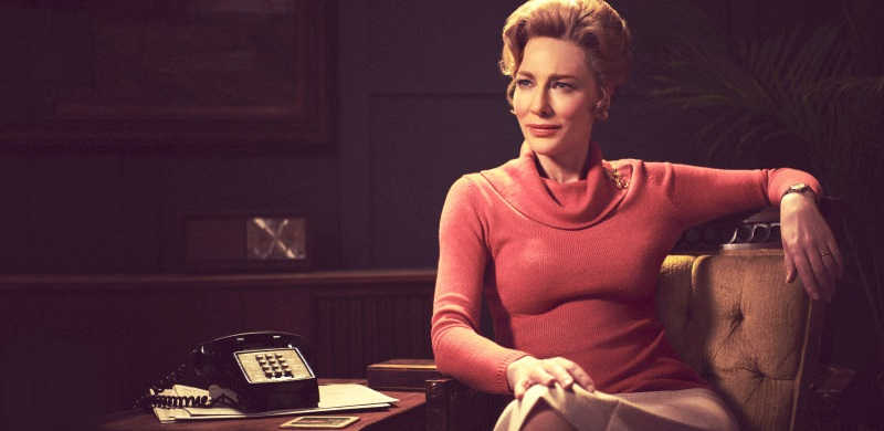 Cate Blanchett vai protagonizar o drama TAR de Todd Field