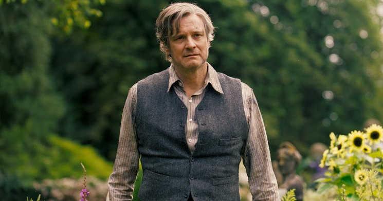 Colin Firth na minissérie da HBO Max The Staircase