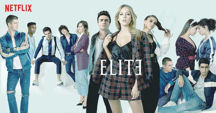 Data de estreia da temporada 4 de Elite