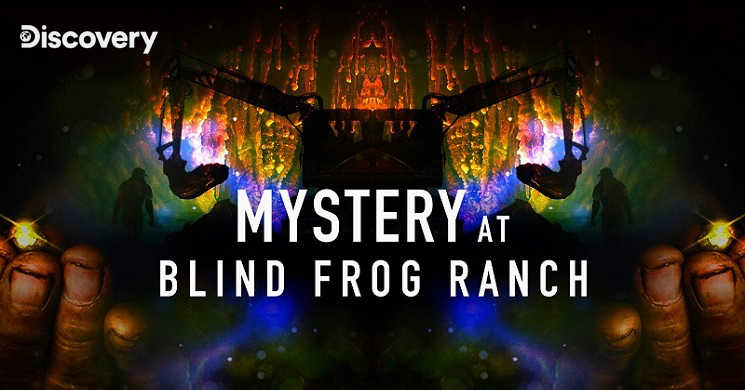 Discovery estreia a série Mystery At Blind Frog Ranch