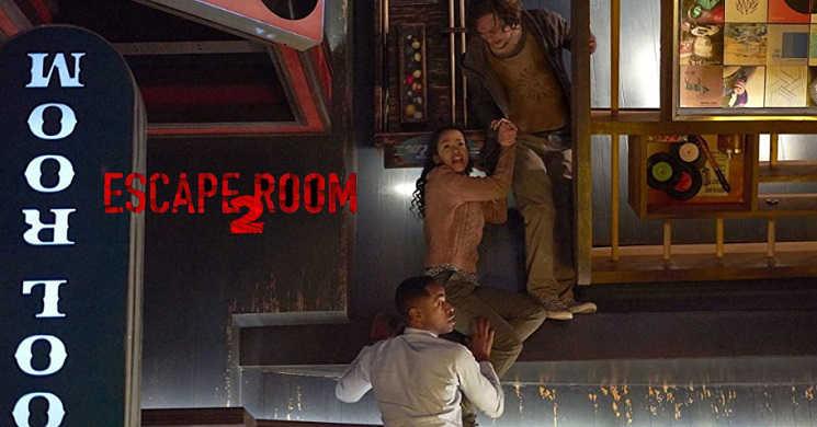 Escape Room 2 estreia em julho de 2021