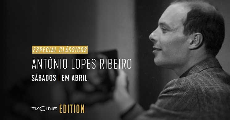 Especial Clássicos: Antonio Lopes Ribeiro no TVCine Edition