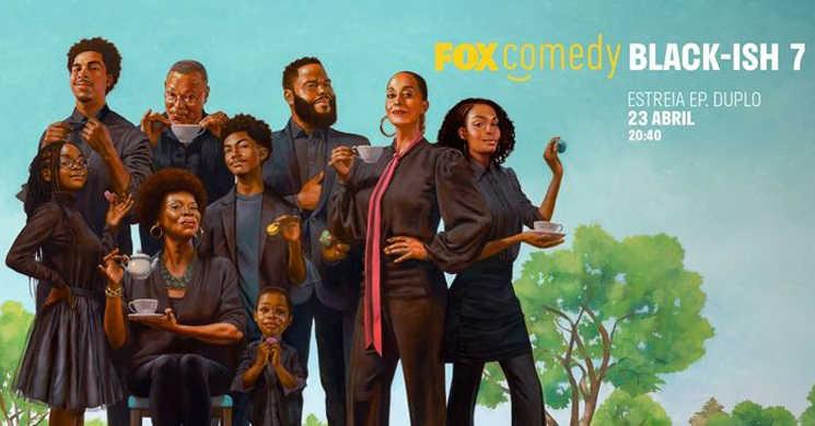 FOX Comedy estreia temporada 7 de Black Ish