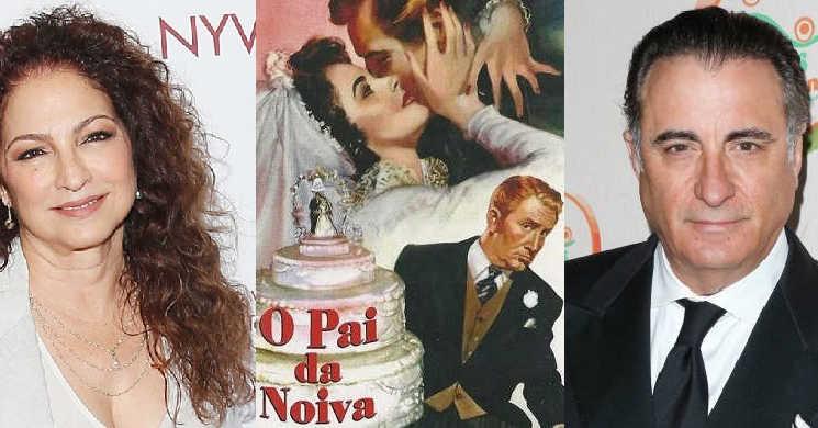 Gloria Estefan pode juntar-se a Andy Garcia na nova versão de
