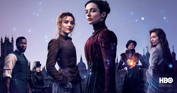 HBO Portugal estreou a série The Nevers