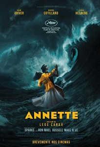 Poster do filme Annette