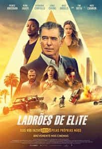 Poster do filme Ladrões de Elite