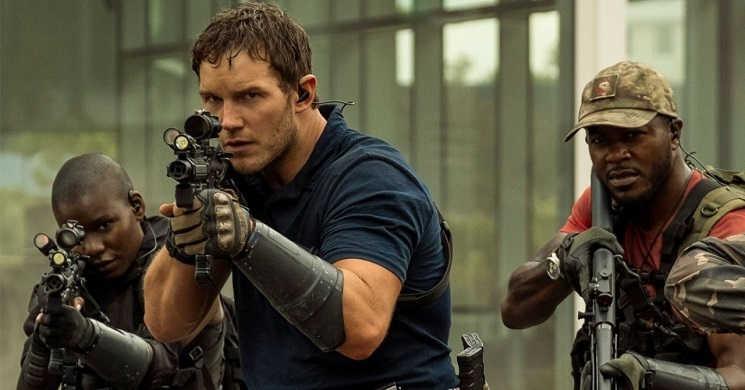 Chris Pratt enfrenta alienígenas no teaser trailer de