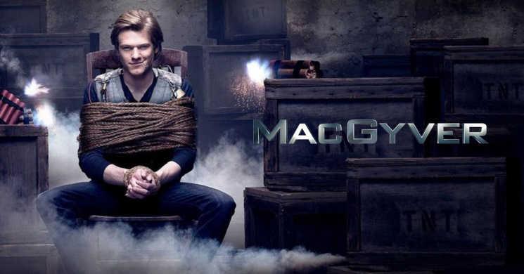 Série MacGyver termina na temporada 5