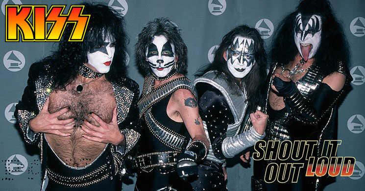 """""""Shout It Out Loud"""": Biopic da banda hard rock KISS a caminho da Netflix"""