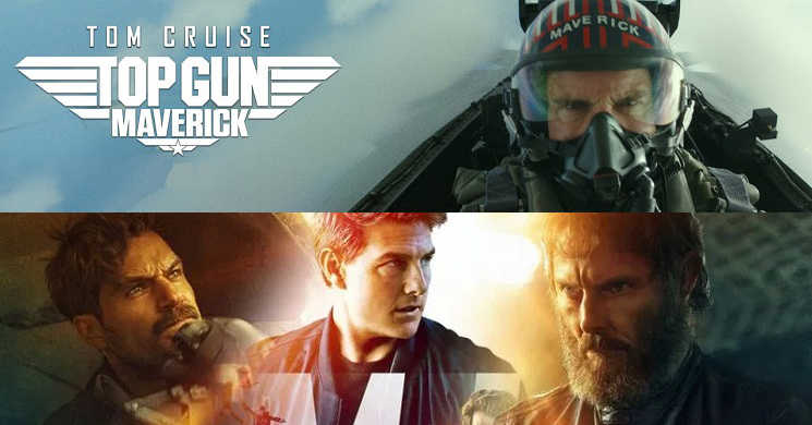 Top Gun: Maverick e Missão: Impossível 7 novamente adiados